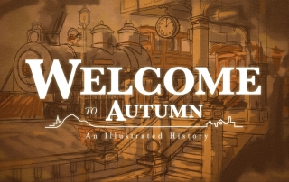 Welcome to Autumn title screen