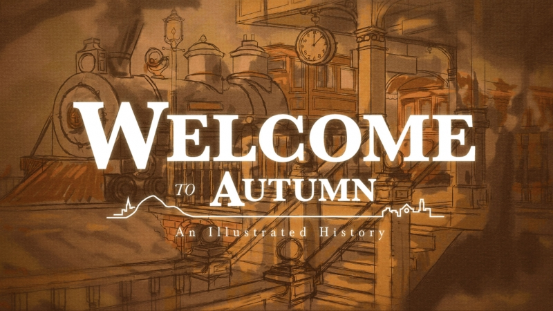 New Title Screen for Welcome to Autumn