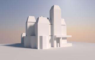 mansion-3d-model-white-blocks