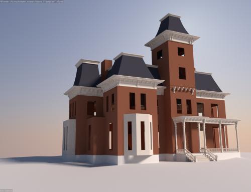 Second Empire Mansion Estate – test4