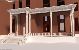 front-porch-3d-model