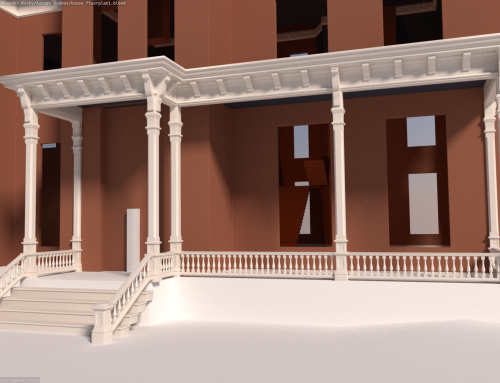 Second Empire Mansion Estate – test5