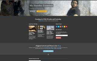 rickycolson.com home page
