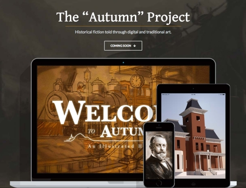 Website Launch for WelcomeToAutumn.com
