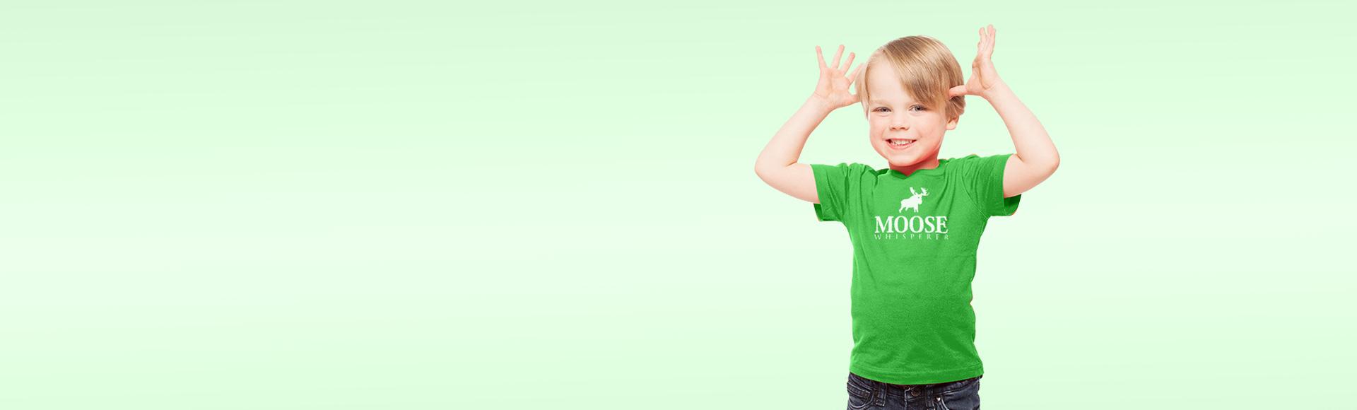 ricky colson kids tshirts